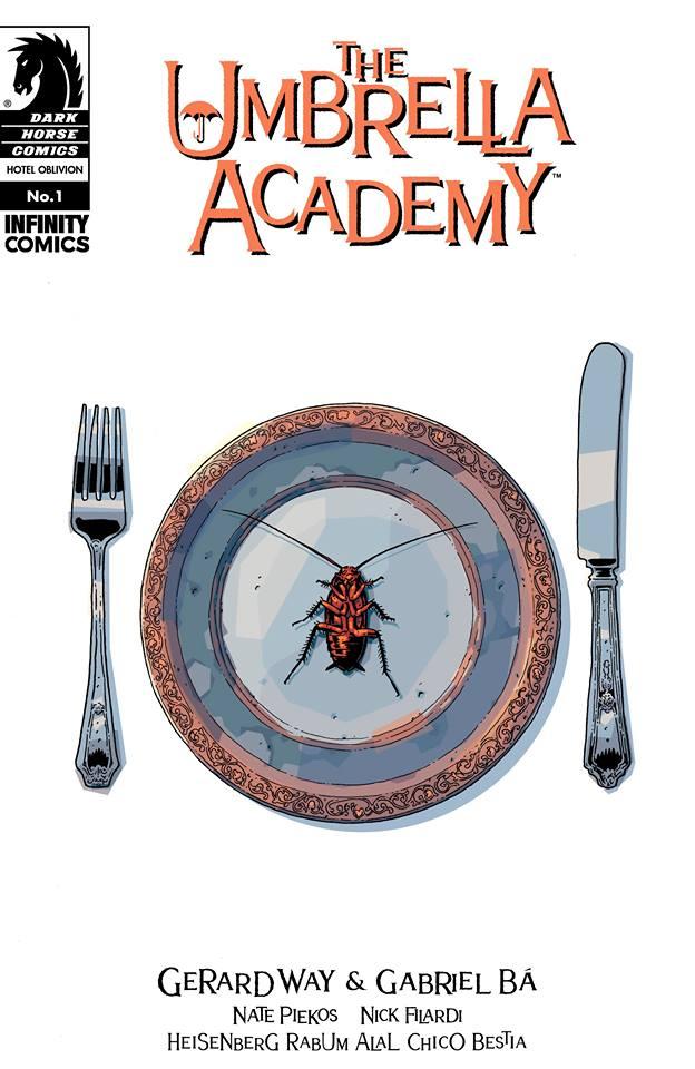 Leer comics The Umbrella Academy: Hotel Oblivion