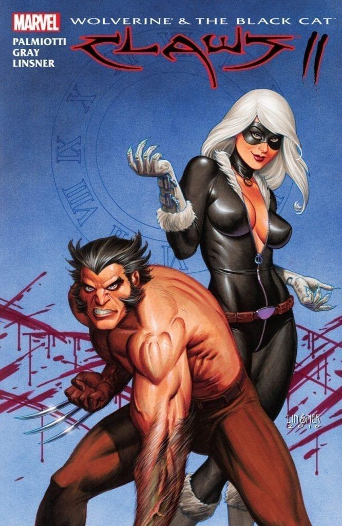 Descargar Wolverine Black Cat Claws II Vol 1