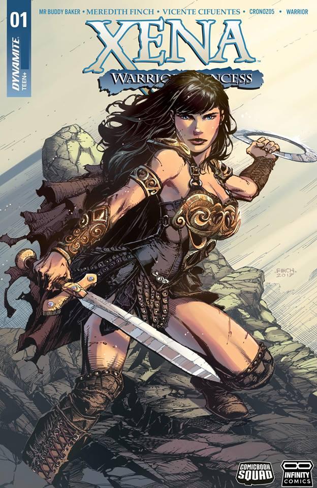 Leer comic Xena Princesa Guerrera