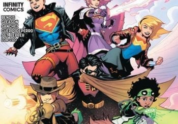 Comics en linea Young Justice Vol 2.