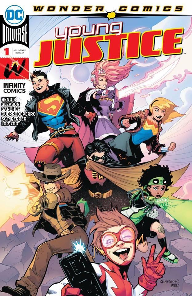 Comics en linea Young Justice Vol 2.