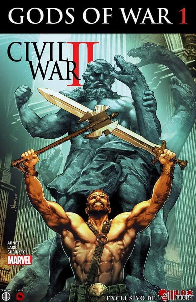 Civil War II: Gods of War Vol. 1 [04/04]