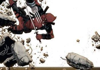 Deadpool Vs Old Man Logan