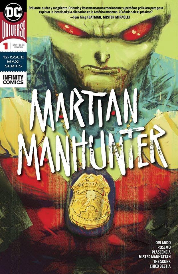 Martian Manhunter Vol. 5