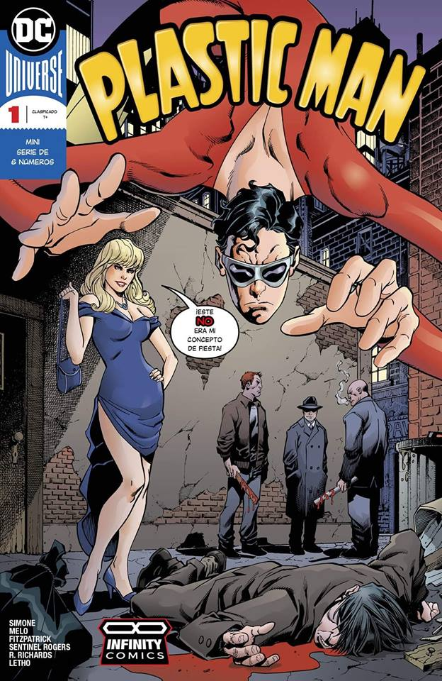 Plastic Man vol.5