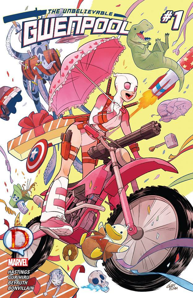 The Unvelievable Gwenpool Vol. 1