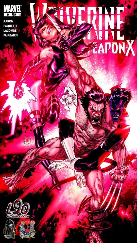 Wolverine: Weapon X Vol.1