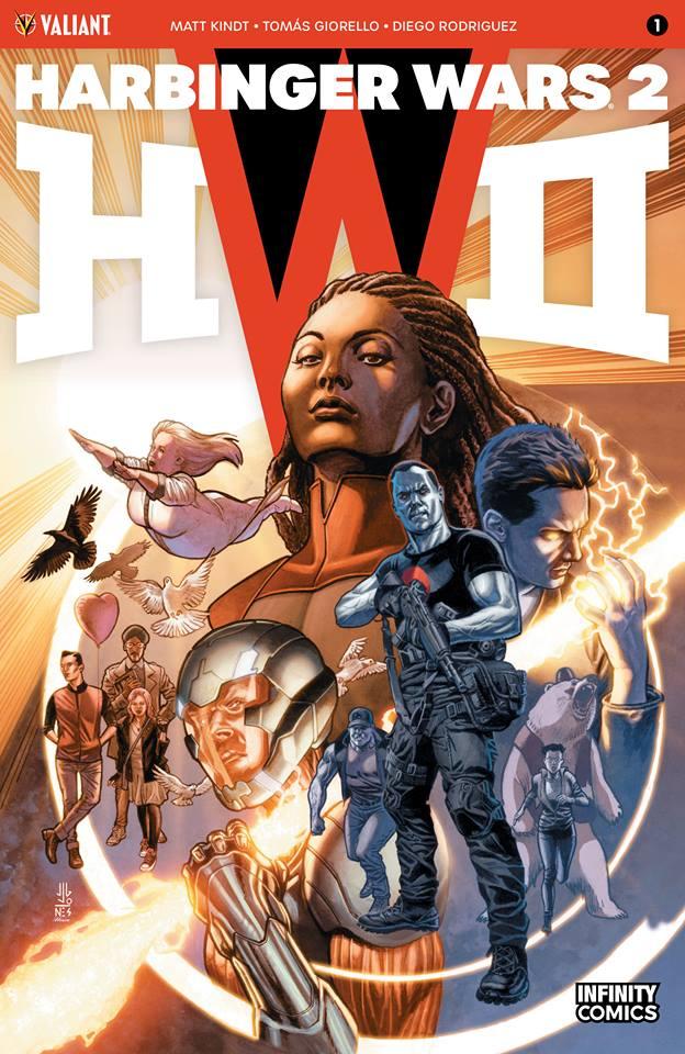 Harbinger Wars II