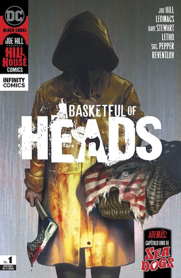 baskeful of heads