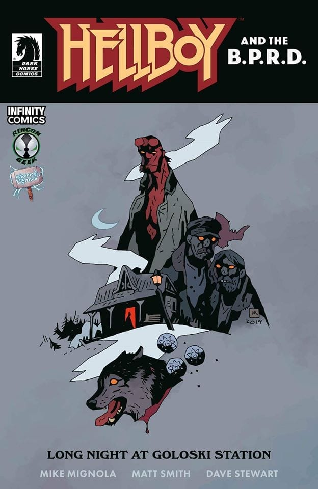 Hellboy: Long night at Golosky Station
