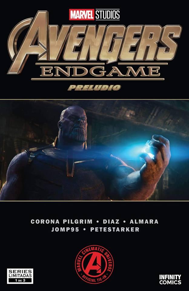 Preludio a Avengers Endgame
