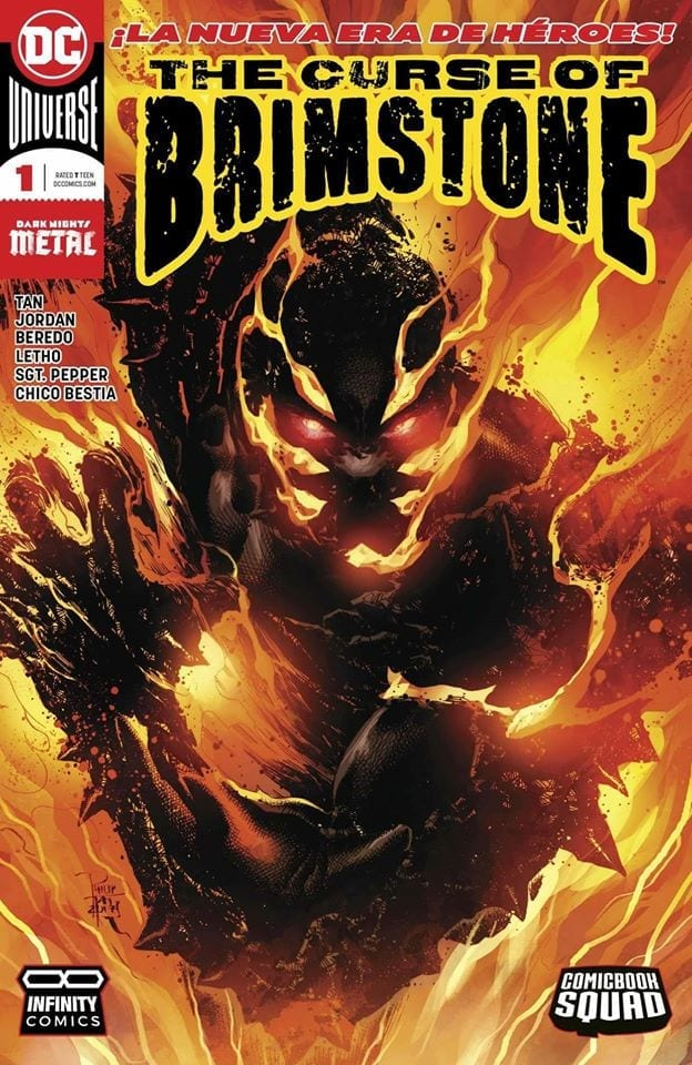 The Curse of Brimstone Vol. 1