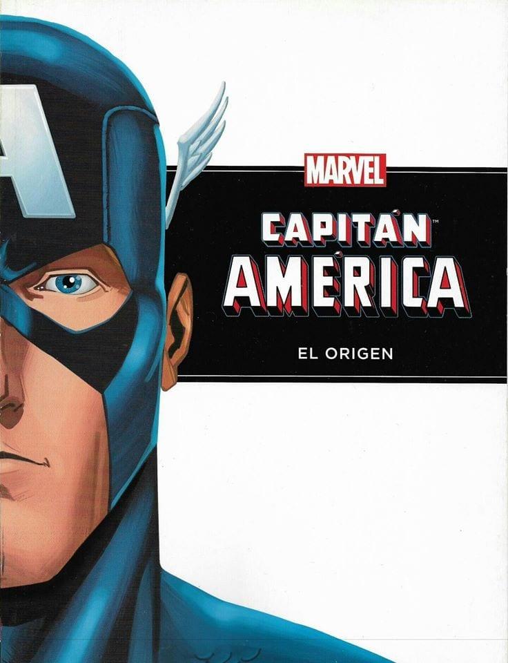 Capitán América: An Origin Story