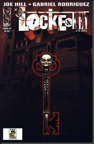 Portada de Locke and Key