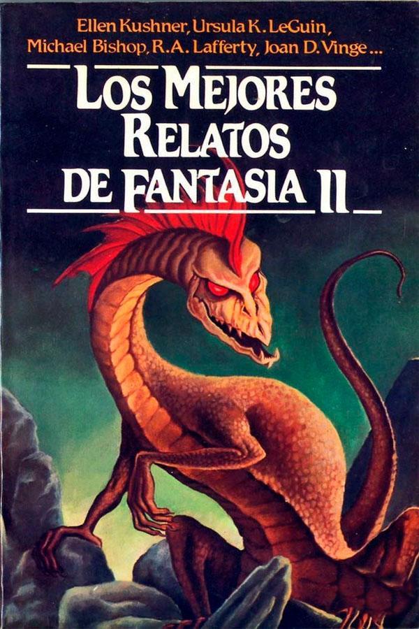 Los Mejores Relatos de Fantasía II. Basilisco