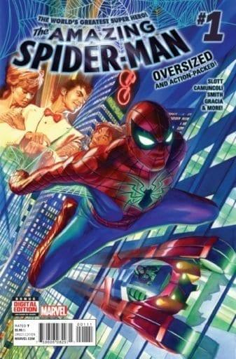 Comic completo Amazing Spider-Man Volumen 4
