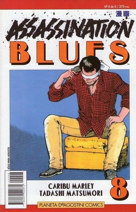 Descargar Assassination blues manga