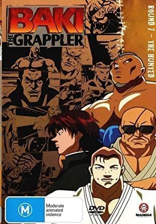 Descargar Baki The Grappler manga