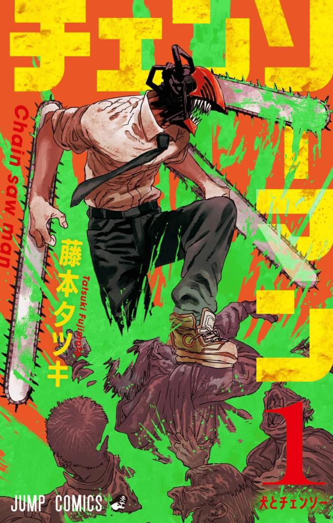 Descargar Chainsawman Manga
