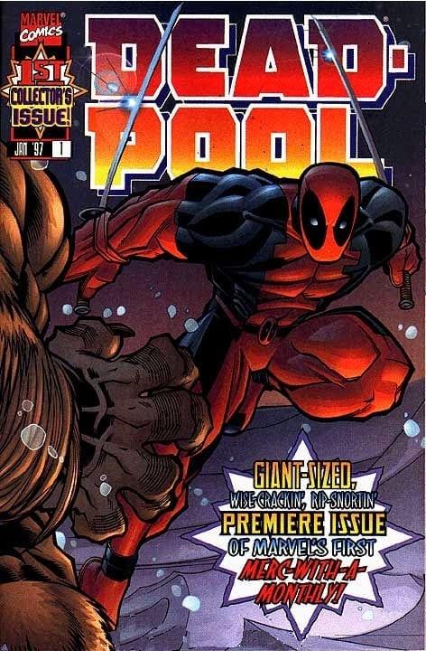 Comic completo Deadpool Volumen 3