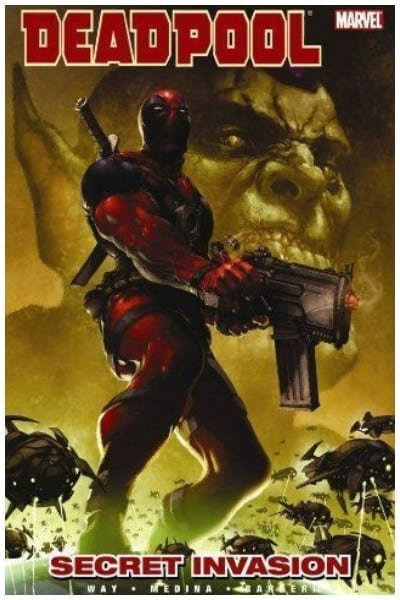 Comic completo Deadpool Volumen 4