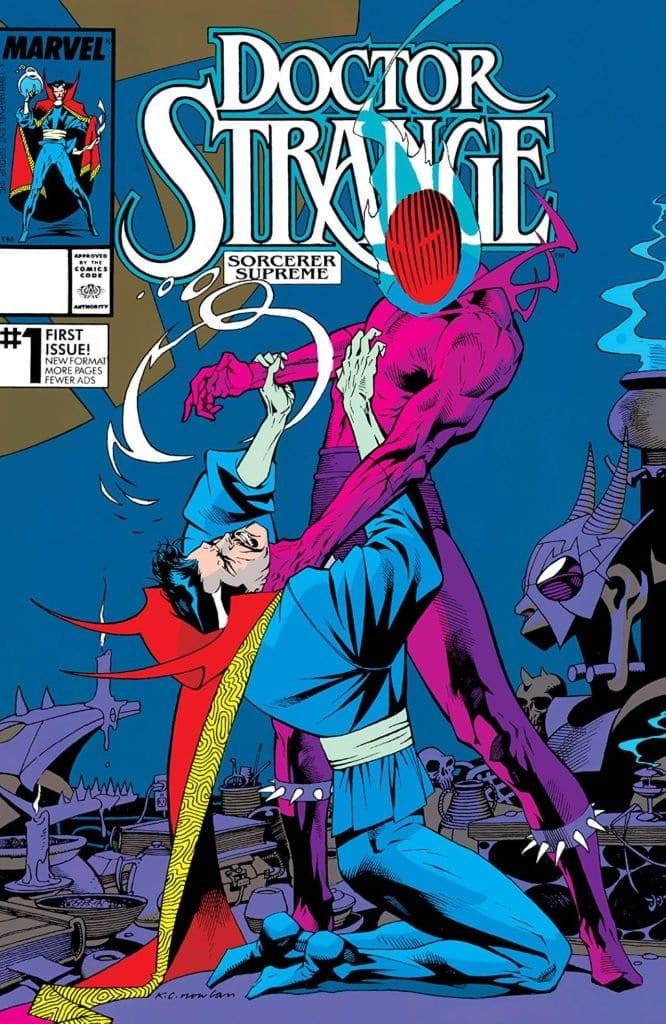 Comic completo Doctor Strange, Sorcerer Supreme Volumen 1