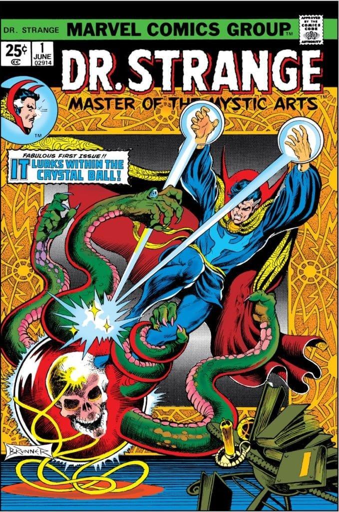 Comic completo Doctor Strange Volumen 2
