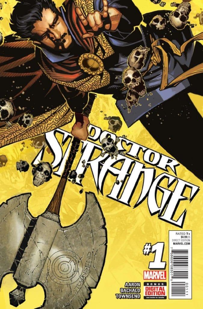 Comic completo Doctor Strange Volumen 4
