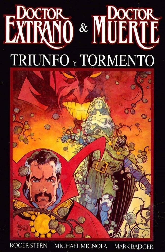 Descargar Doctor Strange and Doctor Doom Triumph and Torment comic