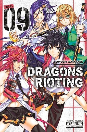Descargar Dragons Rioting MANGA