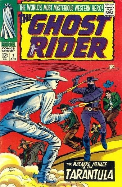 Comic completo Ghost Rider Volumen 1