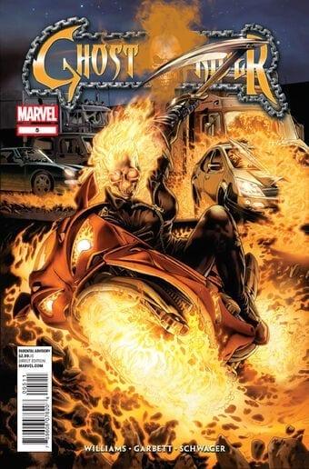 Descargar Ghost Rider Volumen 7 comic