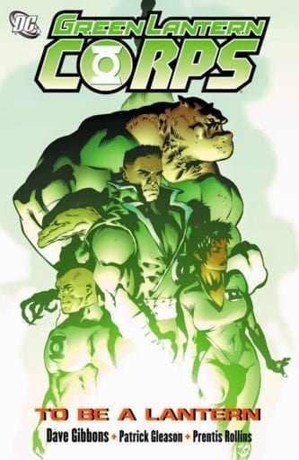 Descargar Green Lantern Corps Volumen 2 comic