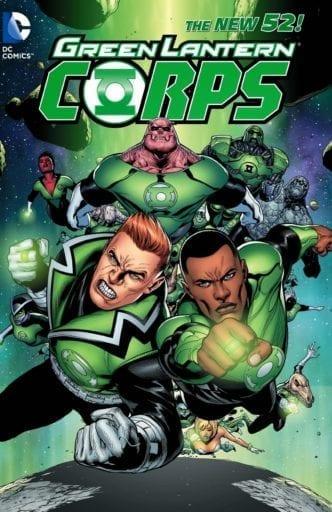 Descargar Green Lantern Corps Volumen 3 comic