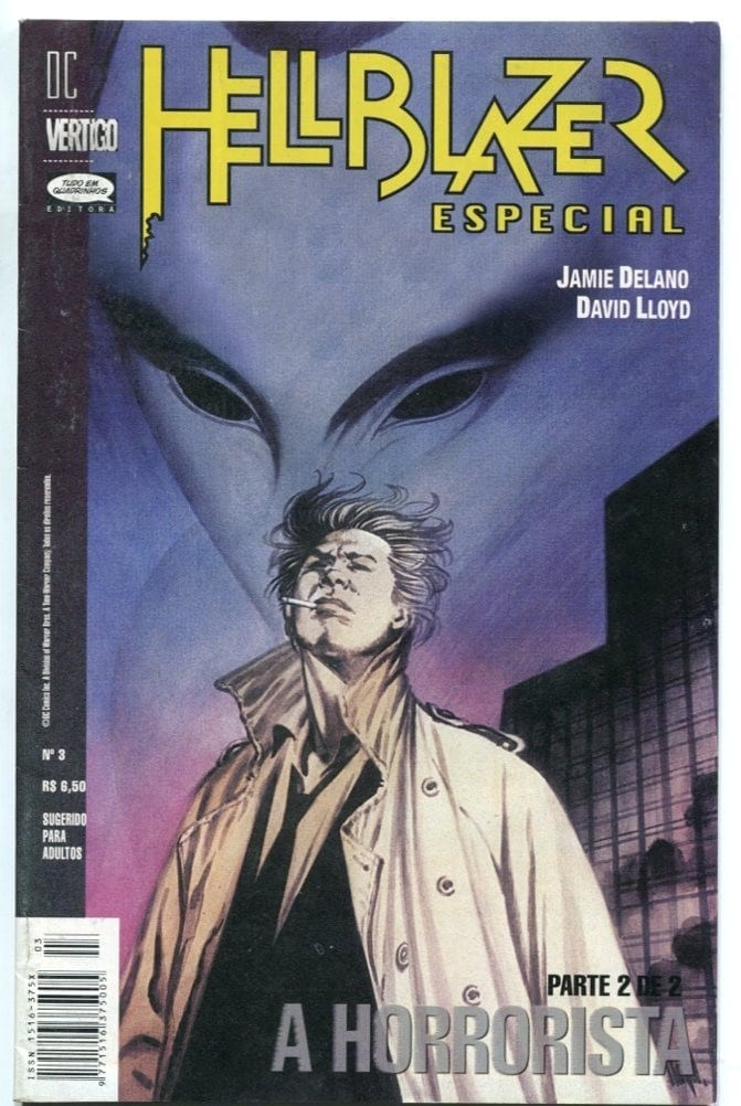 Descargar Hellblazer La Horrorista comic
