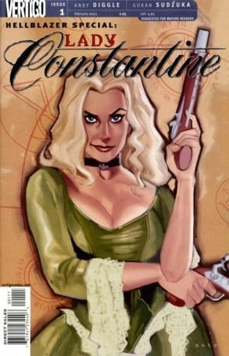 Descargar Hellblazer Lady Constantine comic