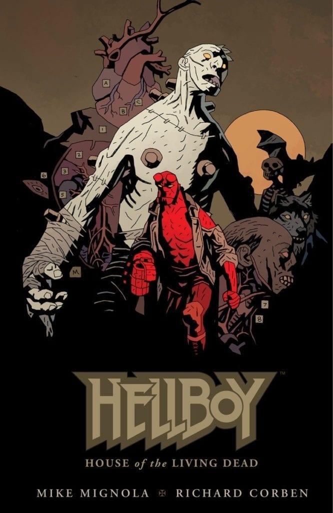 Descargar Hellboy House of the Living Dead comic
