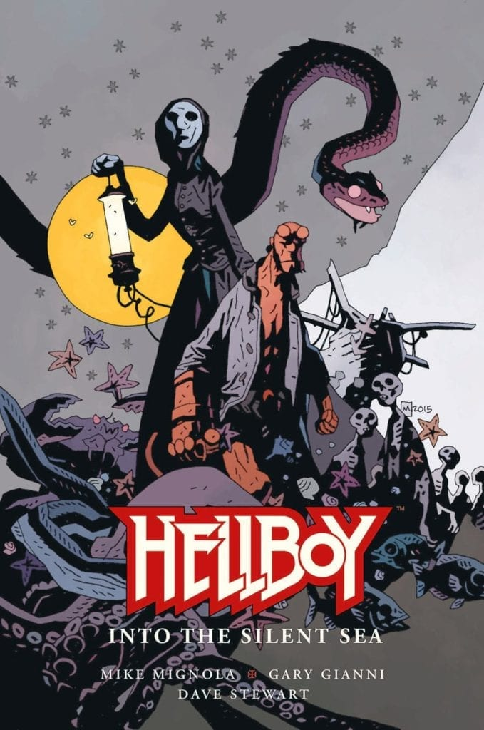 Descargar Hellboy Into the Silent Sea comic