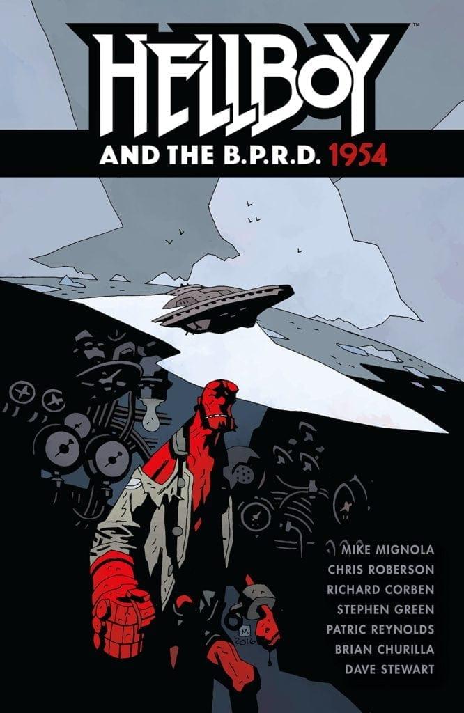 Descargar Hellboy and the B.P.R.D. 1954 comic