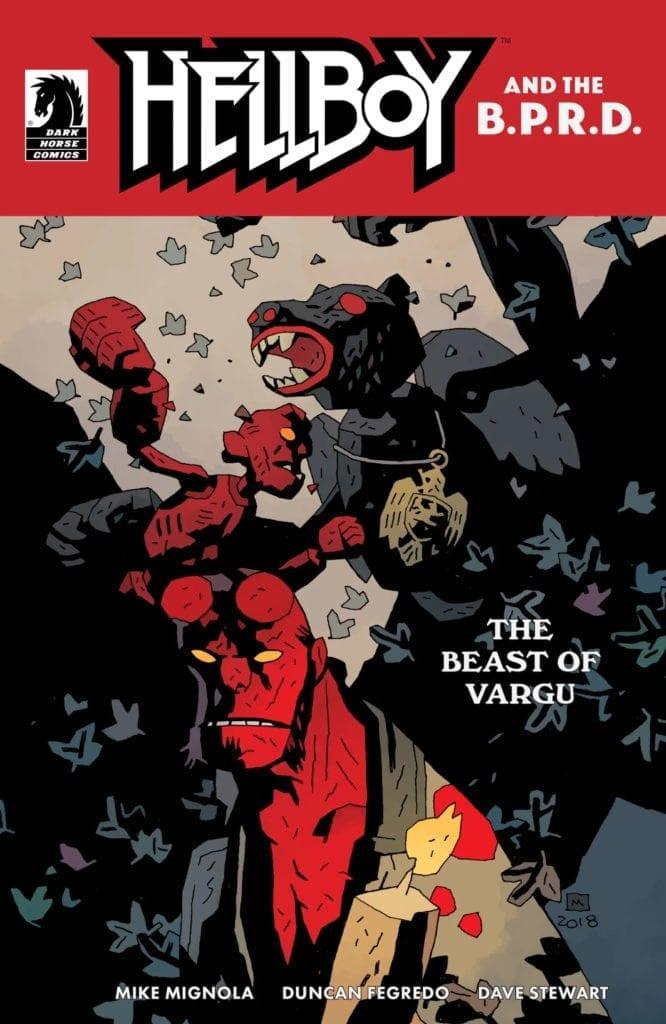 Descargar Hellboy and the B.P.R.D. The Beast of Vargu comic