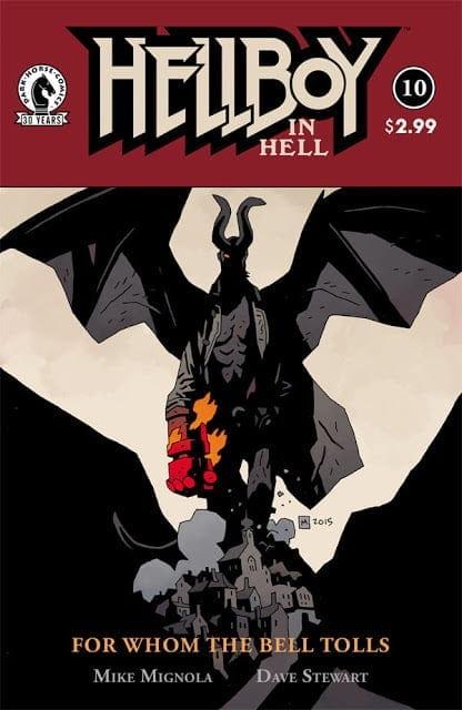 Descargar Hellboy in Hell comics