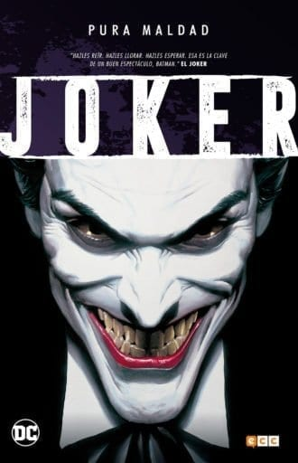 Comic completo Joker: Pura Maldad