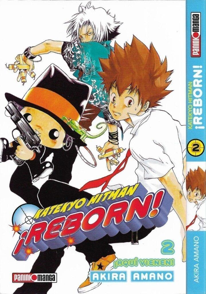 Descargar Katekyo Hitman Reborn manga