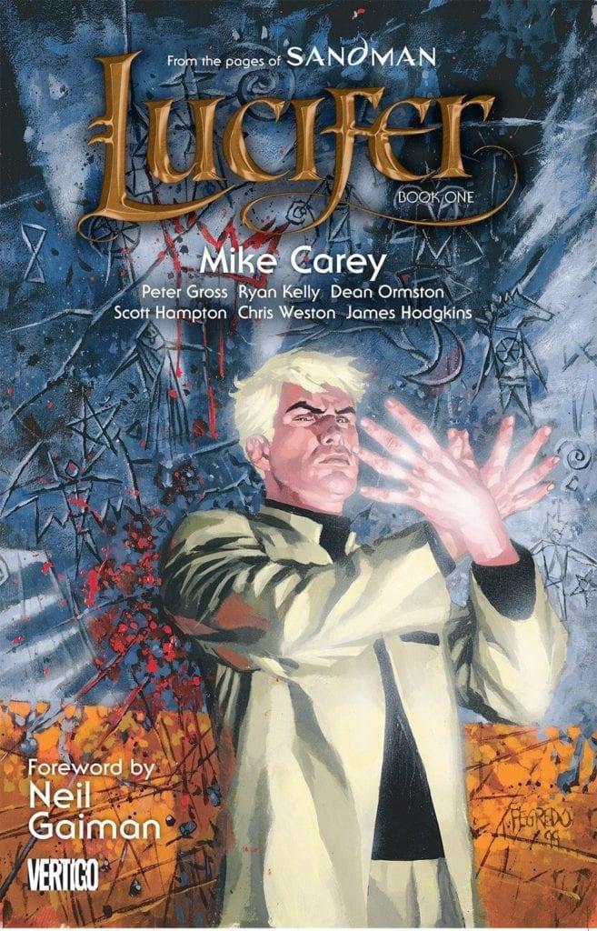 Descargar Lucifer Volumen 1 comic
