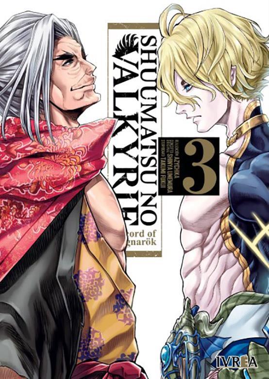 Descargar Shuumatsu No Valkyrie manga 1