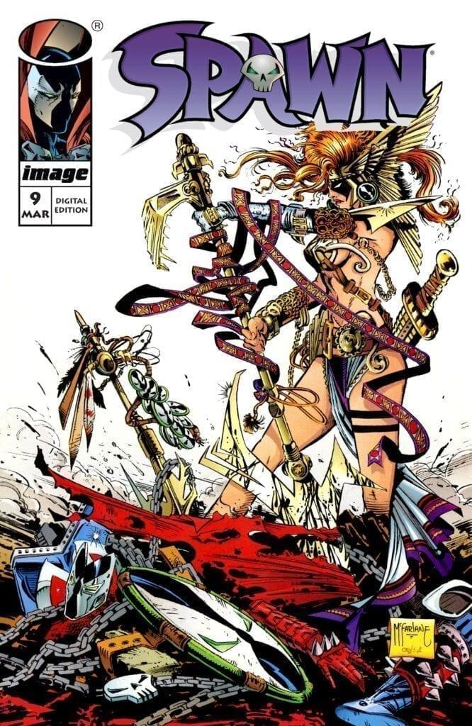 Descargar Spawn Angela comic