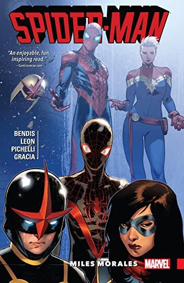 Comic completo Spider-Man: Miles Morales Volumen 2