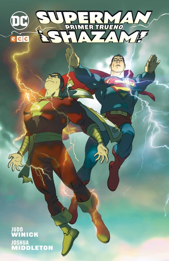 Descargar Superman Shazam First Thunder Comic