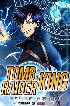 Descargar Tomb Raider King manga
