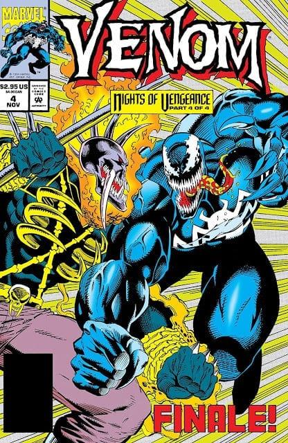 Comic completo Venom Nights of Vengeance Volumen 1